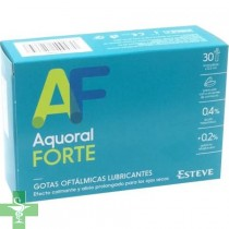 Aquoral Forte Monodosis 30 x 0,5 ml