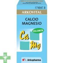 CALCIO-MAGNESIO ARKOVITAL - (50 CAPS )