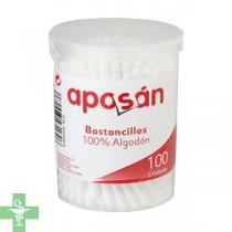 BASTONCILLOS OIDOS APOSAN - (100 U )