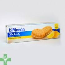 Bimanán Snack Galletas Sabor Limón 12 Galletas