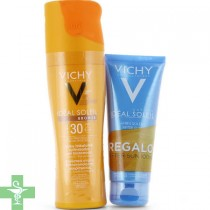 Vichy Ideal Soleil BRONZE spf 30  spray 200ml + REGALO after sun 100ml