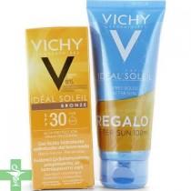Vichy Ideal Soleil Bronze spf 30  50ml + REGALO after sun 100ml