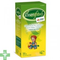 CASENFIBRA JUNIOR - FIBRA VEGETAL LIQUIDA (200 ML )