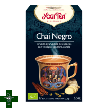 Chai Negro 17 bolsitas de infusión YOGI TEA®