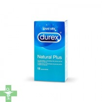 durex preservativos natural plus easyon 12uds