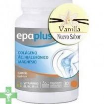 Epaplus Colágeno + Hialurónico + Magensio Sabor Vainilla - (325 G)