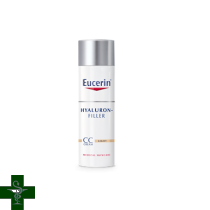 Eucerin Hyaluron Filler CC Cream tono claro FPS 15  50ML