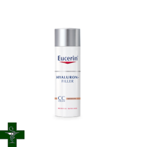 Eucerin Hyaluron Filler CC Cream Tono Medio FPS 15  50ML