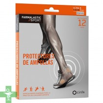 Farmalastic Sport Protectores de Ampollas