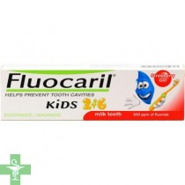 FLUOCARIL KIDS 2-6 AÑOS - (50 ML FRESA )