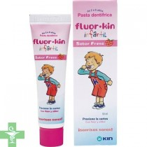 FLUOR KIN JUNIOR GEL - (FRESA 75 ML )