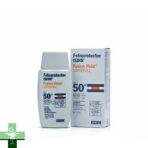 Isdin Fotoprotector Fusion Fluid Mineral spf 50   50ml
