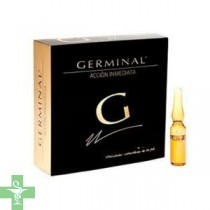 GERMINAL ACCION INMEDIATA - (5 ampollas de 1,5ml)