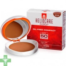Heliocare Color Compacto Oil-Free spf 50 BROWN  10g