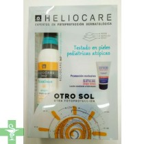 Heliocare 360º Pediatrics Atopic Lotion Spray 200 ML + Dermacare Atopic Lotion 100 ML