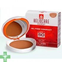 Heliocare Compacto Coloreado Light Oilfree Spf-50 10 G