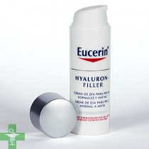 Eucerin Hyaluron Filler Dia Piel Normal/ Mixta 50 Ml