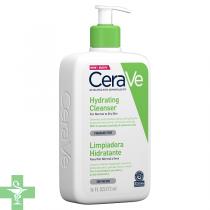 CeraVe Limpiadora Hidratante Cara y Cuerpo 473 ml