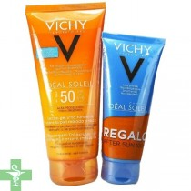 Vichy Ideal Soleil Gel Spf 50  200 ml