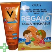 VICHY IDEAL SOLEIL LECHE SUAVE NIÑOS ROSTRO Y CUERPO SPF50+ 300ml
