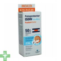 Fotoprotector ISDIN Pediatrics Fusion Water SPF 50 50ml