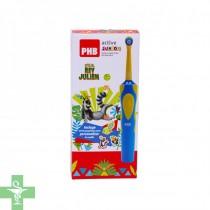 PHB Active Junior Cepillo Electrico Recargable Azul