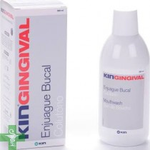 KIN GINGIVAL ENJUAGUE BUCAL - (500 ML )