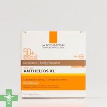 Anthelios XL spf 50+ compacto -crema uniformizante 01