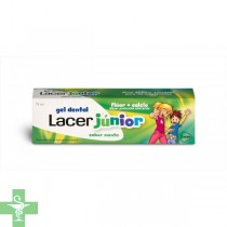 LACER JUNIOR GEL DENTAL - (75 ML MENTA )