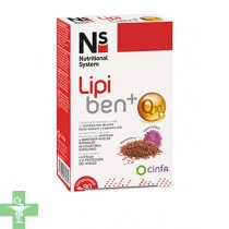 NS LipiBen 90 comprimidos