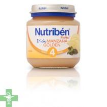 NUTRIBEN MANZANA GOLDEN - (POTITO INICIO 130 G )