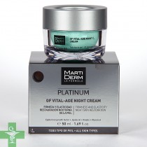 Martiderm Vital Age Platinum GF Vital Age Night Cream 50 ML