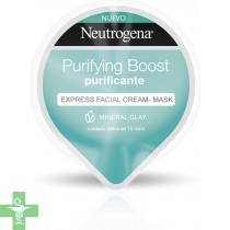 Neutrogena Mascarilla Purificante Purifying Boost 10 ml