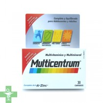 MULTICENTRUM - (30 COMP )