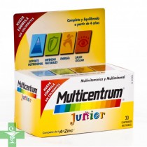 MULTICENTRUM JUNIOR - (30 COMP )