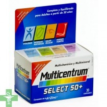 Multicentrum select 50+ 30 comp