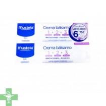 Mustela Pack Crema Bálsamo 50 ML + 50 ML