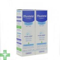 Mustela Duo Pack Hydra Bebe Crema Cara 2 x 40 ML