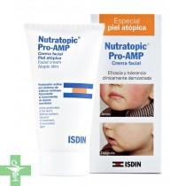 Nutratopic Crema Facial Pro AMP Piel Atópica 50 ml + Regalo Nutratopic Pro AMP Crema Emoliente 50 ml