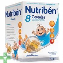 Nutriben 8 Cereales 600 G