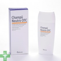 OTC champu neutro 250ml