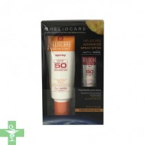 Pack Heliocare Spray SPF 50  200ml + Regalo Heliocare Ultragel SPF 90