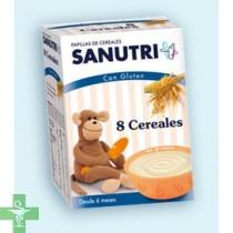 SANUTRI PAPILLA 8 CEREALES - (600 G )