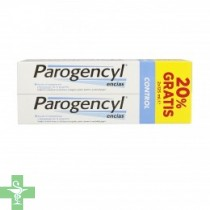Parogencyl Control Duplo Pasta Encías 2 x 125ml