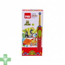 PHB Active Junior Cepillo Electrico Recargable Rojo