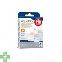 Pic AquaBloc Resistentes Agua y Bacterias. 20 unidades