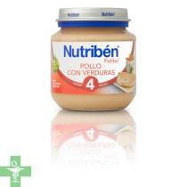 NUTRIBEN POLLO CON VERDURAS - (POTITO GRANDOTE 250 G )
