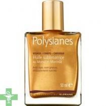 POLYSIANES ACEITE SUBLIMADOR - KLORANE (50 ML )