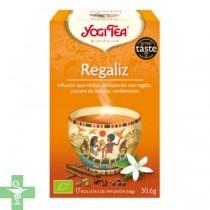 Regaliz 17 bolsitas de infusión YOGI TEA ®