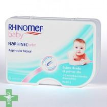 Rhinomer baby aspirador ansal + regalo 2 recambios desechables